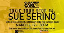 Toxic Tour #4: Sue Serino